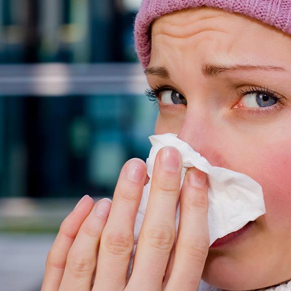 Adote sete atitudes para evitar crises alérgicas e de asma no inverno.