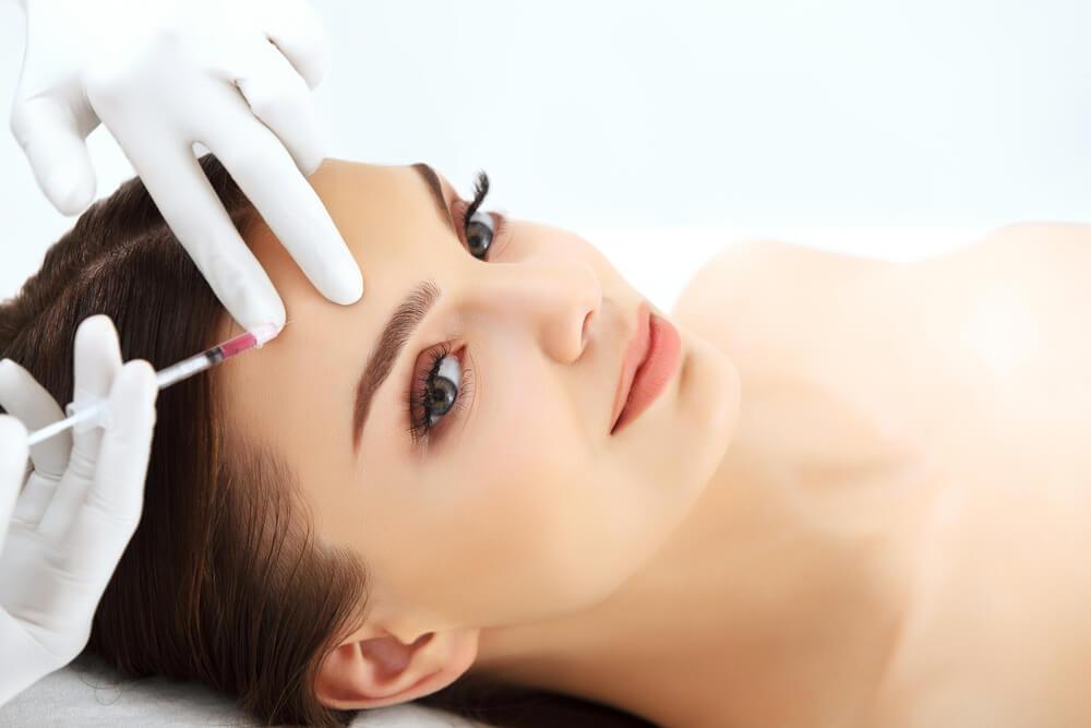 benefícios do preenchimento facial para a pele