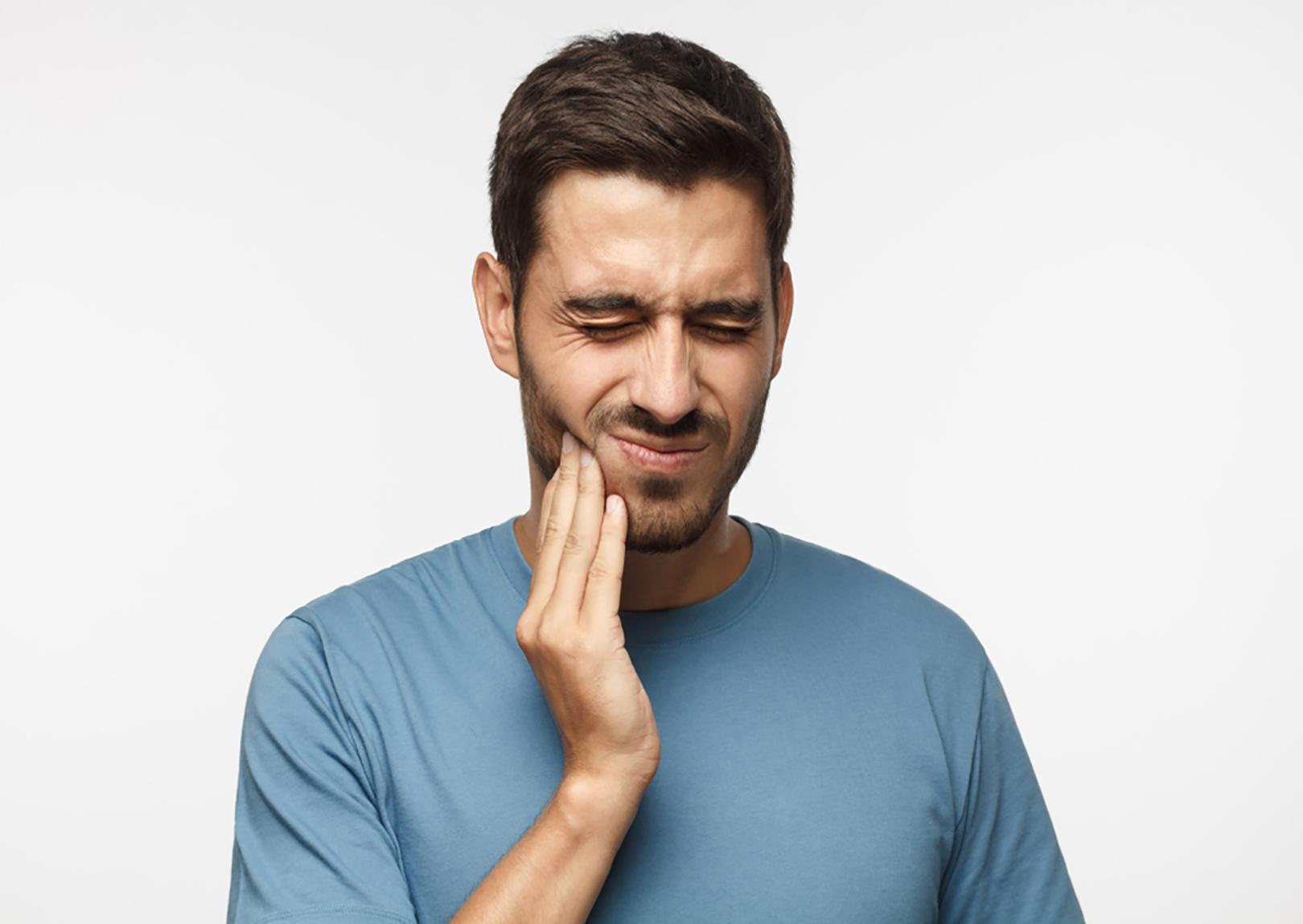 4 efeitos do estresse na saúde bucal