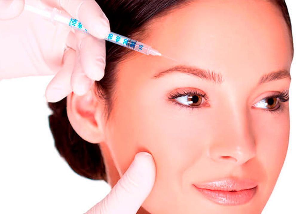 preenchimento facial para a pele